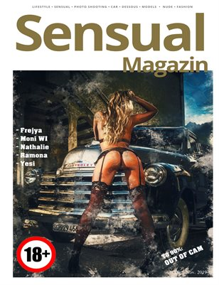 Sensual Magazin - Okt/Nov 2019