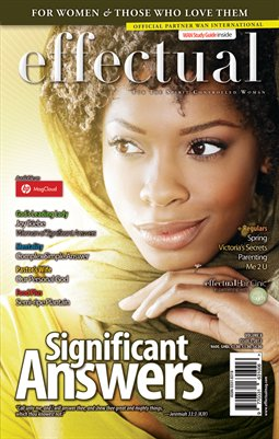 Effectual Magazine January_February 2013 Significant Answers