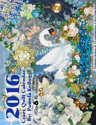 2016 Crazy Quilt Calendar