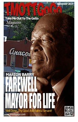 TMOTTGoGo Magazine - Farewell Mayor For Life - December 2014