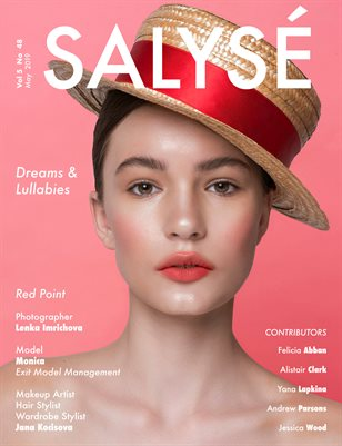 SALYSÉ Magazine | Vol 5 No 48 | MAY 2019 |