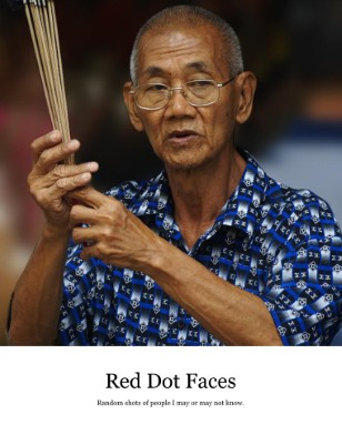 Red Dot Faces
