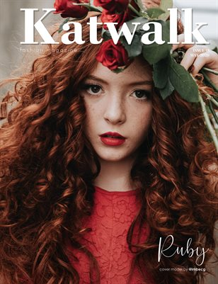 Katwalk Fashion Magazine Isuue 18, May 2020.