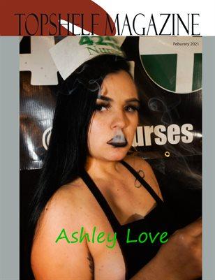 Topshelf Magazine Issue 1 February 2021