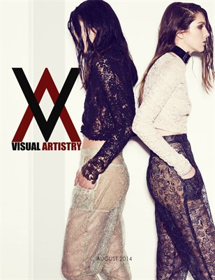 Visual Artistry Magazine August 2014 Volume 01 Issue 13