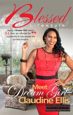 Blessed Lifestyle Issue 22 Dream Girl