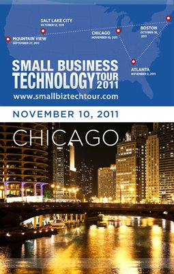 Small Business Technology Tour 2011 - Chicago