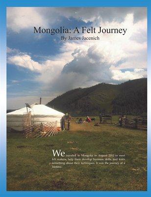 Mongolia: A Felt Journey