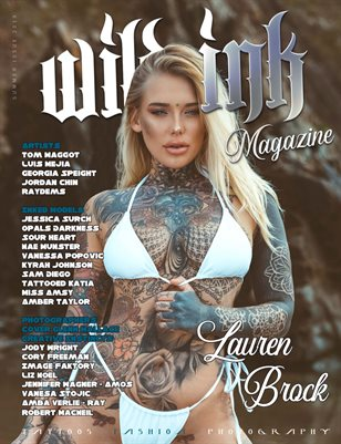 Wild Ink Magazine - SUMMER 2019