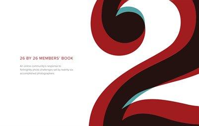 26 by 26 Members' Book