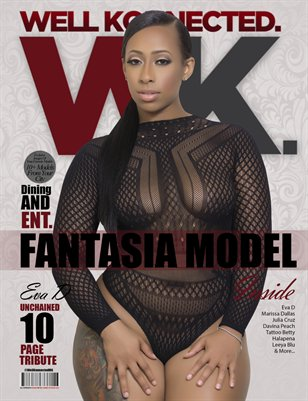 Well Konnected Issue 11 Fantasia Model Cover