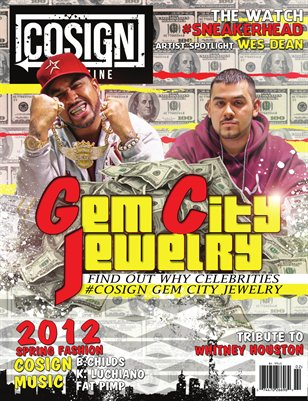 Cosign Magazine Issue #3: Gem City Edition