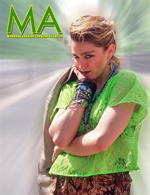 Madonna Archives Fanzine Issue 29