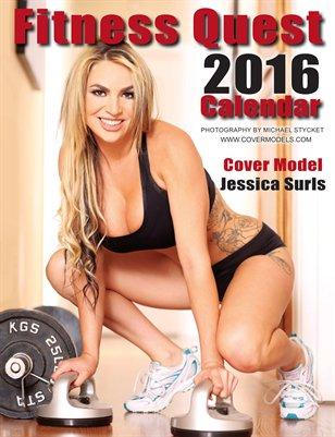 Fitness Quest 2016 Calendar