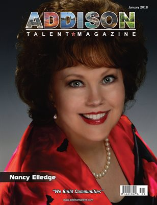 Addison Talent Magazine January 2018 Edition