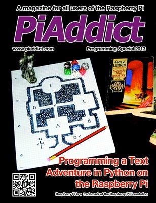 PiAddict Magazine Programming Special