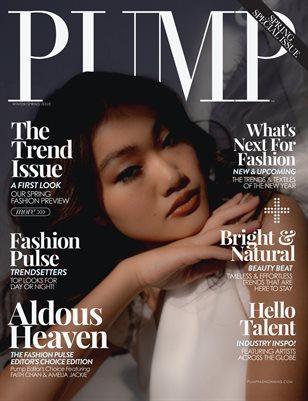 PUMP Magazine | The Trend Issue | Vol.3| Feb. 2021