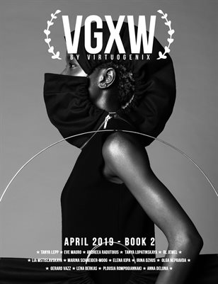VGXW - April 2019 Book 2 (Cover 2)