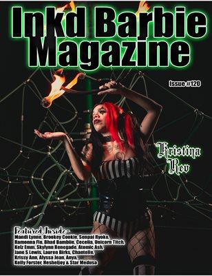 Inkd Barbie Magazine Issue #120 - Kristina Rev