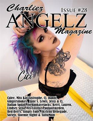 Charliez Angelz Issue #28 - Cici