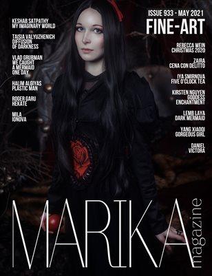 MARIKA MAGAZINE FINE-ART (ISSUE 933 - MAY)