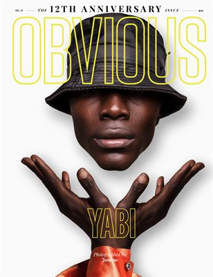 12TH ANNIVERSARY ISSUE - YABI DRAME