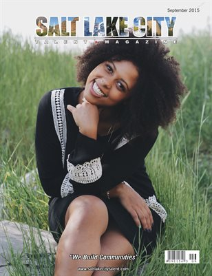 Salt Lake City Talent Magazine September 2015 Edition