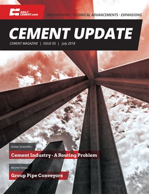 Cement Update - Issue 5