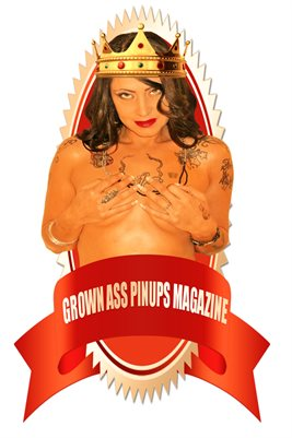 Grown Ass Pinups Poster #2