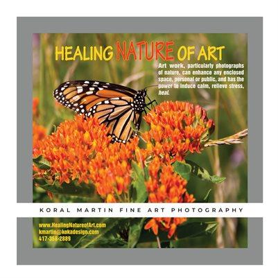 Koral Martin Healing Nature Art 2018