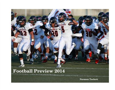 Football Preview 2014