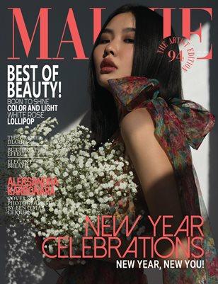 MALVIE Mag The Artist Edition Vol 94 December 2020