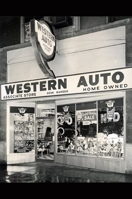 Western Auto in Paducah, Kentucky no2