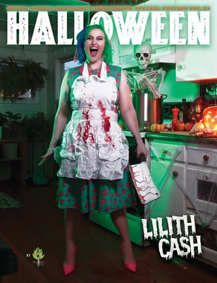 Halloween 2021 Vol.24 – Lilith Cash Cover