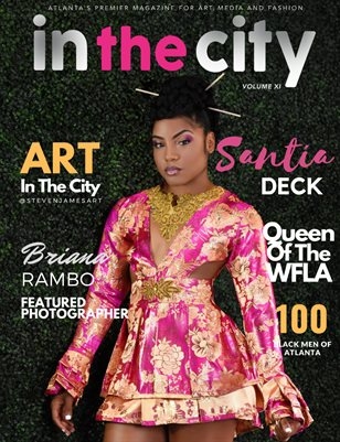In The City Magazine Vol.11