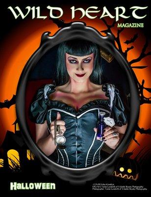 #5 Halloween-Medieval WILD HEART MAGAZINE