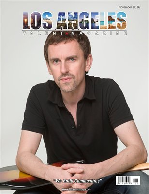 Los Angeles Talent Magazine November 2016 Edition