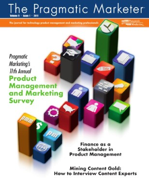 The Pragmatic Marketer Volume 9 Issue 1