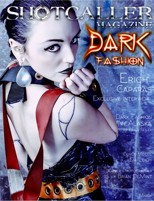Shotcaller Magazine - Dark Fashion