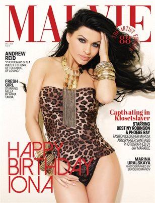 MALVIE Mag The Artist Edition Vol 88 December 2020