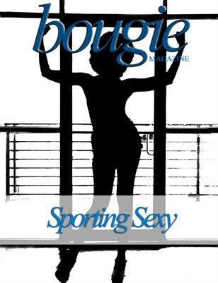 Sporting Sexy Bougie Magazine 2014