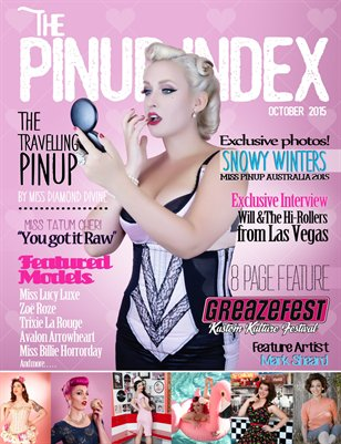 The Pinup Index Issue 2
