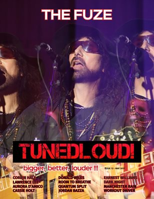 TunedLoud Magazine May 2017