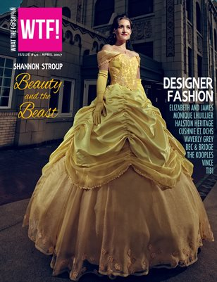 WTF! Beauty and the Beast April Issue #40