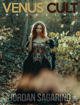 Venus Cult No.25 – Jordan Sagarino Cover