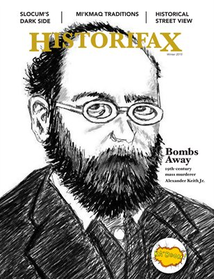Historifax issue 1