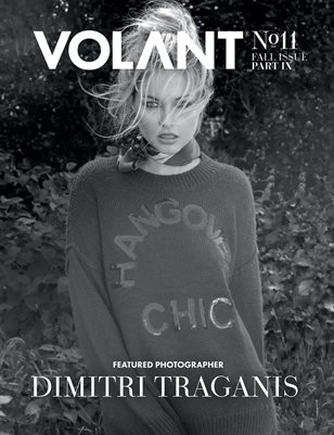 VOLANT Magazine #11 - FALL Issue Part IX