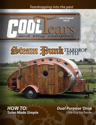 Cool Tears & Tiny Campers July/August 2015