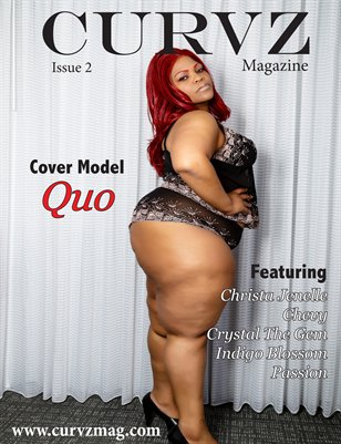 Curvz Magazine Issue 2
