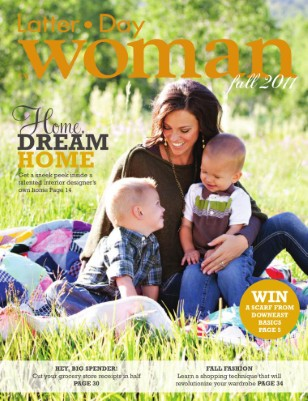 Fall Edition of Latter-Day Woman Magazine